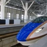 新幹線開業まで、あと17日‼・・・そして試乗会♡