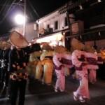 おわら風の盆前夜祭(^^)/ 八尾のお酒ご紹介♪