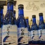 【富山の地酒】新幹線ラベル発売!